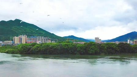 美丽日月湖国家湿地公园(双牌)鲁跃平制作2019.08.26