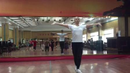 王老师舞蹈《迷途的羔羊》