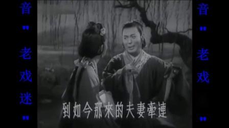 黄梅戏电影《天仙配》--卖身纸(老戏迷+纤云)音配像