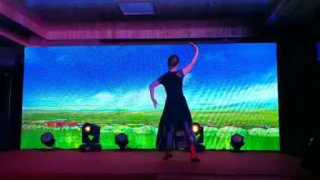 蒙古舞 天边 表演杨平