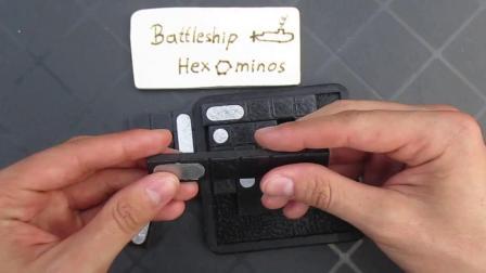 Battleship Hexominos