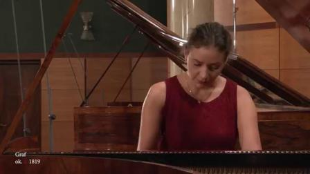 Agnieszka Porzuczek – J.S. Bach, Prelude and Fugue in E major, BWV 854