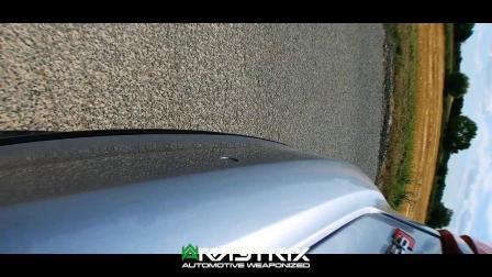 Audi S3 8V Sedan 改装ARMYTRIX中尾段阀门排气套件搭配Shiftech电脑程序