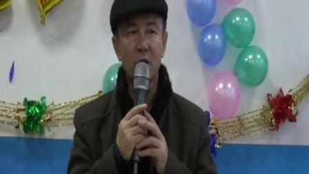 乌苏市第一中学高三生毕业典礼(双语班)1