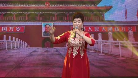 黄骅著名歌手刘香芹女士参加CCTV【最美中国-印象中华】大型文艺汇演荣获第一名