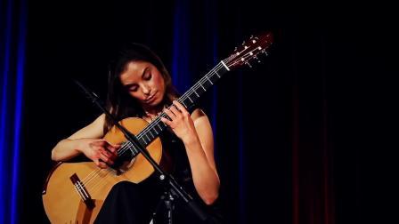 吉他女神ANA VIDOVIC 2019 古典吉他独奏音乐会