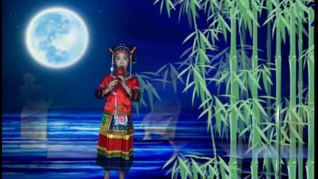 月光下的凤尾竹 演奏者:自由城葫芦丝暑假班孙艺霏