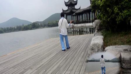 洪传陈式太极拳实用拳法81式套路教学视频