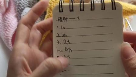 第110集【小鹿款】卡通帽子编织教程天天编织钩针作品
