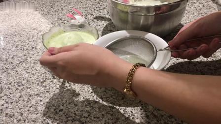 【咪酱】抹茶大理石芝士蛋糕 - 抹茶大理石芝士蛋糕