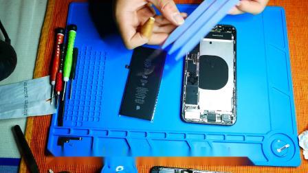 Iphone8plus换屏换电池