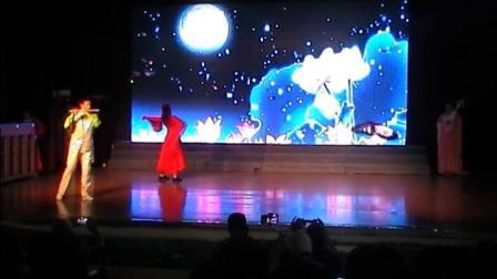 爱剪辑-《壮丽七十年、奋斗新时代》文艺演出由雅安市骑协歌舞团~时装表演《花好月圆》(2019年8月28日)