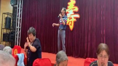 杨丽华女士八十岁生日纪念
