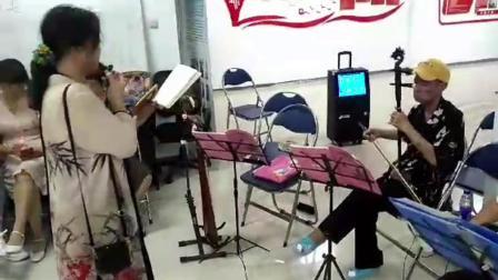 闽剧《英台山伯》之十八相送选段,唐财琴演唱,主胡陈德华。