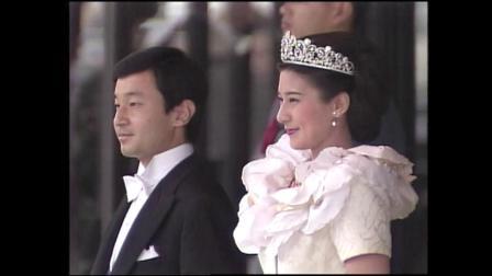 93年ご成婚パレード