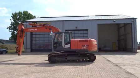 日立ZX210 挖掘机2007年 10700工作小时