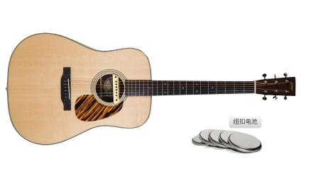 科普向-来聊聊木吉他拾音器 也许有你不知道的事