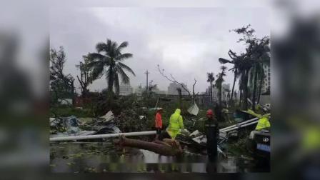 儋州市那大镇突发龙卷风造成8人死亡1人重伤