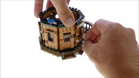 积木圈子 LEGO 21318