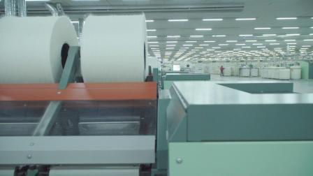 立达和华孚 - 高效高速纱线生产的紧密合作伙伴