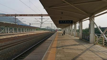 SS9 0107牵引K1024次(白城-北京)进葫芦岛北站