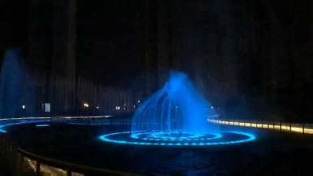 海西如意城喷泉