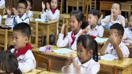 部编版一年级语文上册课文12 小小的船-何老师优质课视频(配课件教案)