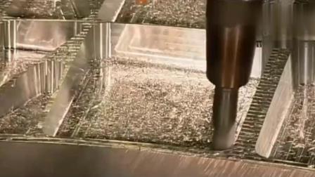 世界级六轴龙门超级加工中心!这技术真nc