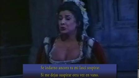 塞西莉亚.巴托莉《美妙的时刻即将来临》莫扎特歌剧《费加罗的婚礼》1998年大都会歌剧院 - Giunse alfin il momento