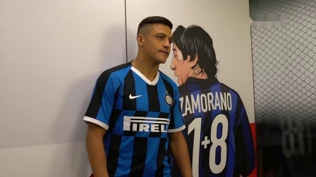 ALEXIS SANCHEZ'S FIRST DAY AT INTER!  WelcomeAlexis 🇨🇱⚫🔵