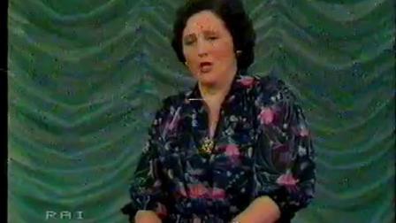 "女高音Ghena dimitrova. ""PACE, PACE MIO DIO"""
