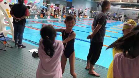 2016-8/29日弥勒参加金华婺城区中小学生游泳赛11