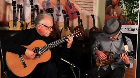 阿尔罕布拉宫的回忆 - Pepe Romero & Daniel Ho