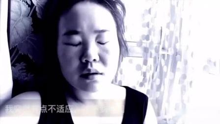 一段励志的奋斗视频,一位女胖子减肥的真实经历。