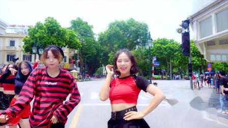 [FG.Dance IN PUBLIC]F(x) - HOT SUMMER+Electrick Shock+Rum Pum Pum Pum Dance