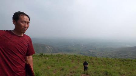 王天河:将军大坐狮子形,寻龙点穴风水大师阴宅地理墓地风水视频系列