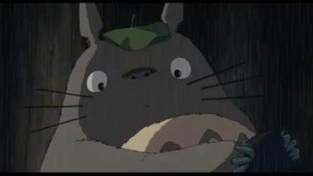 宫崎骏《龙猫》重映,温暖你的整个冬日!还不来看这个萌物?