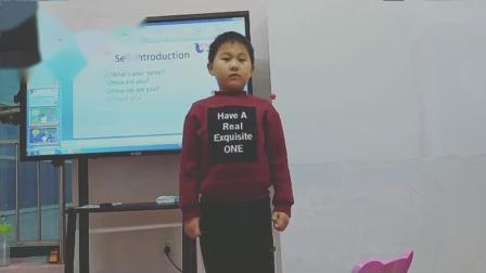 山姆大叔少儿英语课堂