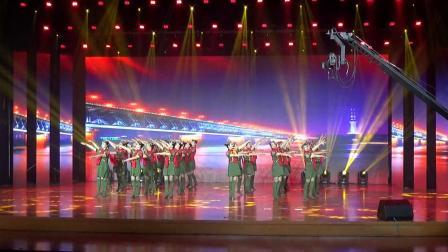 """2019""""舞动江苏""""广场舞大赛 徐州决赛 云龙区表演队2019.8.30"""