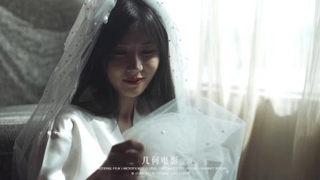 几何电影|KANG and LIU 香格里拉婚礼快剪