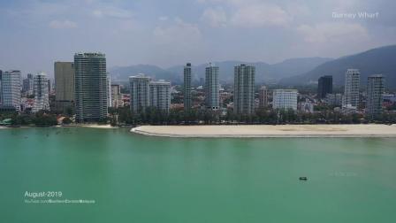 马来西亚槟城格尼填海进度2019年8月