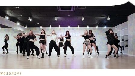 乐华娱乐·EVERGLOW女团 新单 - Adios - 练习室版