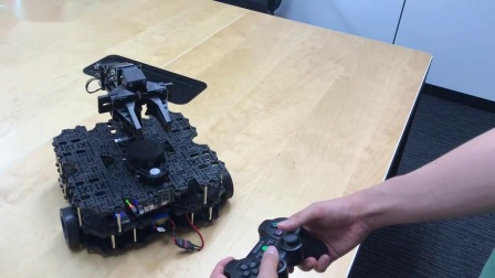 遥控TurtleBot3与AWS RoboMaker+intdash