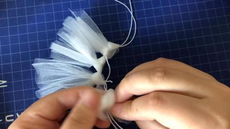狄安娜 第1课:气眼的安装与裙撑的制作