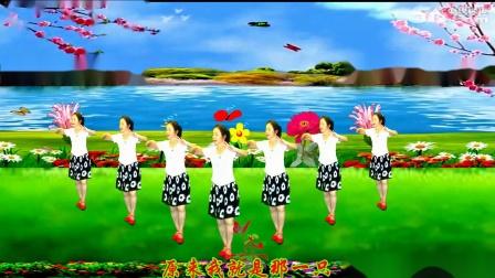 红叶广场舞【酒醉的蝴蝶】编舞【水蜜桃】