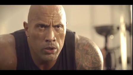 看着也燃脂!巨石强森和肌肉男的极限训练!