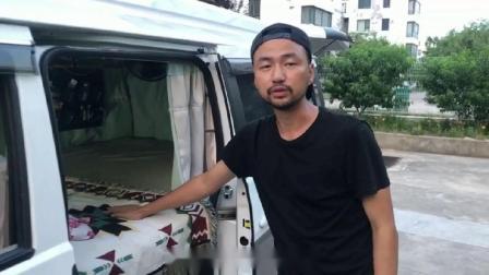 小伙教你如何用不到500元,改装一台属于你的床车去旅行!