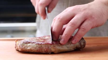 Hot Butter Steak - Grilled u0026