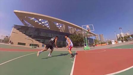 海陆空 - Insta360 ONEX 全景相机 使用教程-后期剪辑之热血篮球拍摄教学