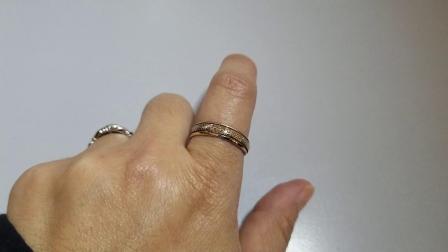 Claddagh Wedding Ring 14Y5LIGHT